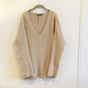 Boohoo Plus Size 18 Sweater NWOT